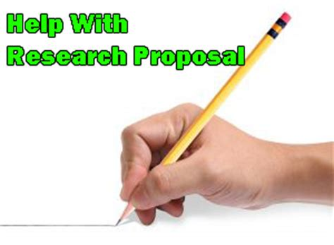 Dissertation Examples Sample Thesis Research Proposal