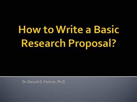 Apa research proposal samples
